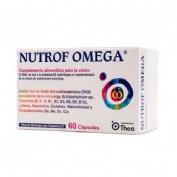NUTROF OMEGA CAPS (36 CAPS)