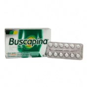 BUSCAPINA 10 mg COMPRIMIDOS RECUBIERTOS , 500 comprimidos