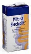 Miltina electrolit 500 ml