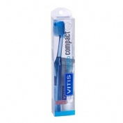 Cepillo de dientes vitis compact medio