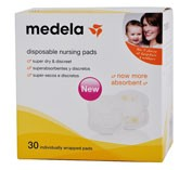 Medela disco absor desechable 30 u