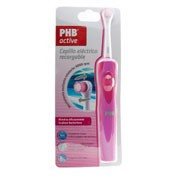 Cepillo de dientes electrico phb active (rosa)