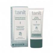 Tanit crema de manos despigmentante (50 ml)