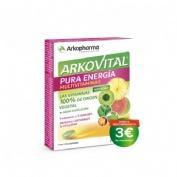 Arkovital multivitaminico pura energia (30 comprimidos)